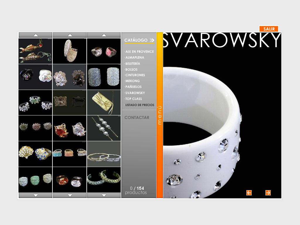 Catalogos de productos en formato multimedia catalogo for Modelo de catalogo de productos