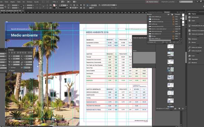 Diseño gráfico catálogos