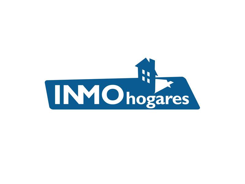 Diseño imagotipo - Inmohogares - Brande Comunicación 01