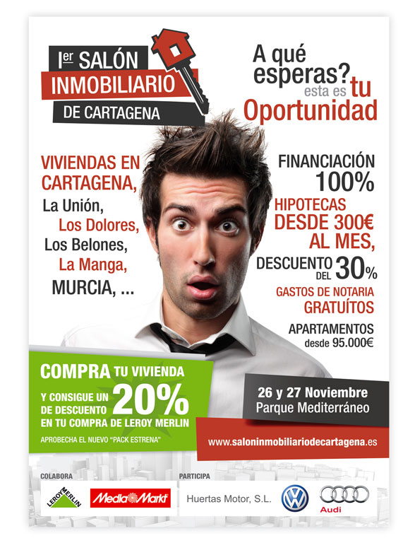 Salón Inmobiliario Cartagena - Brande Comunicación 01