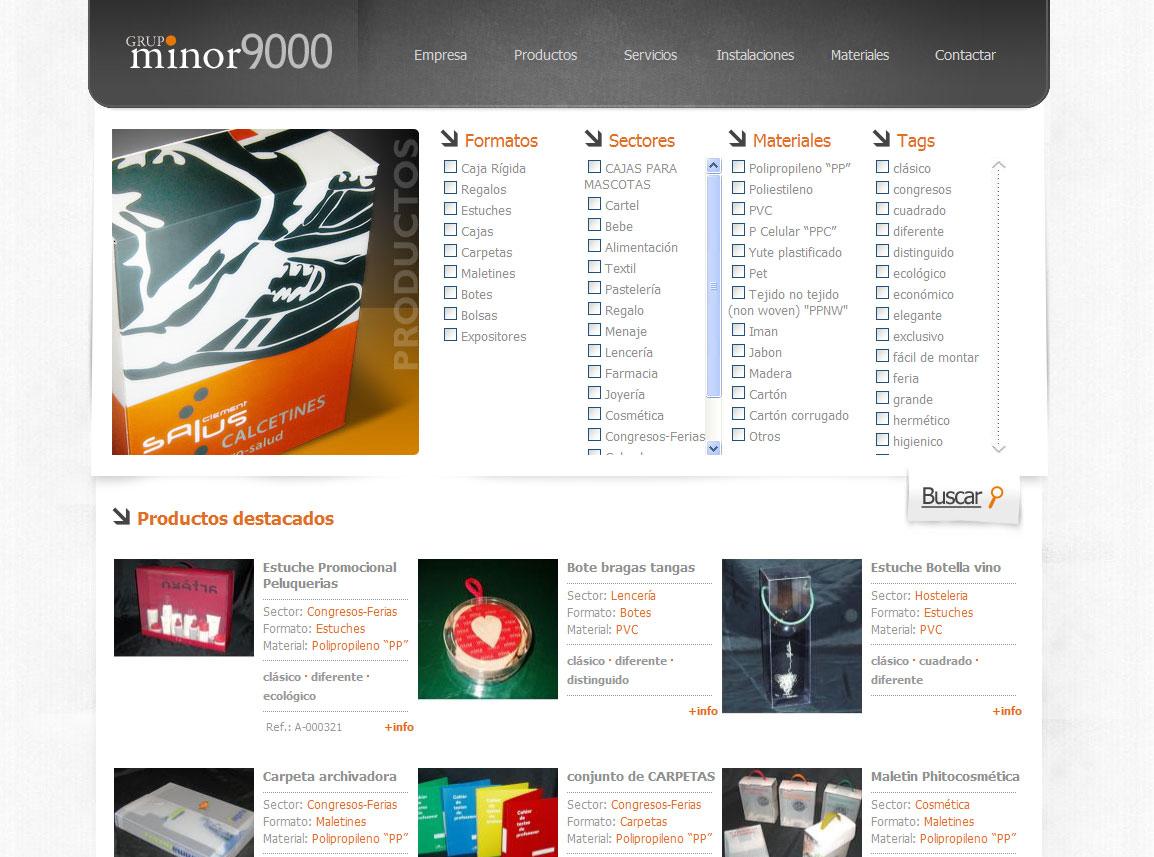 Grupo Minor 9000 - Brande Comunicación 01