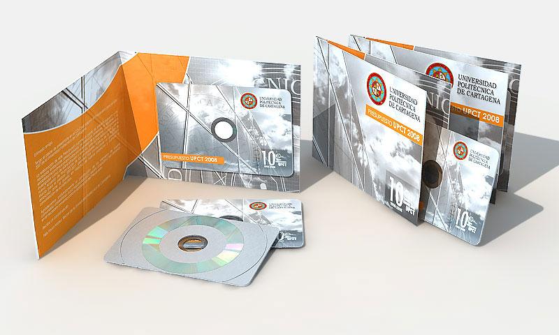 Folleto y presentación multimedia - UPCT - Brande Comunicación 01