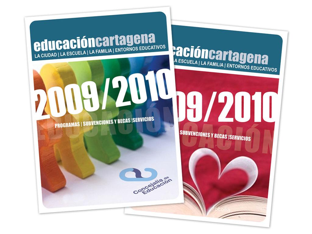 Libro y portadas - Ayuntamiento de Cartagena - Brande Comunicación 01