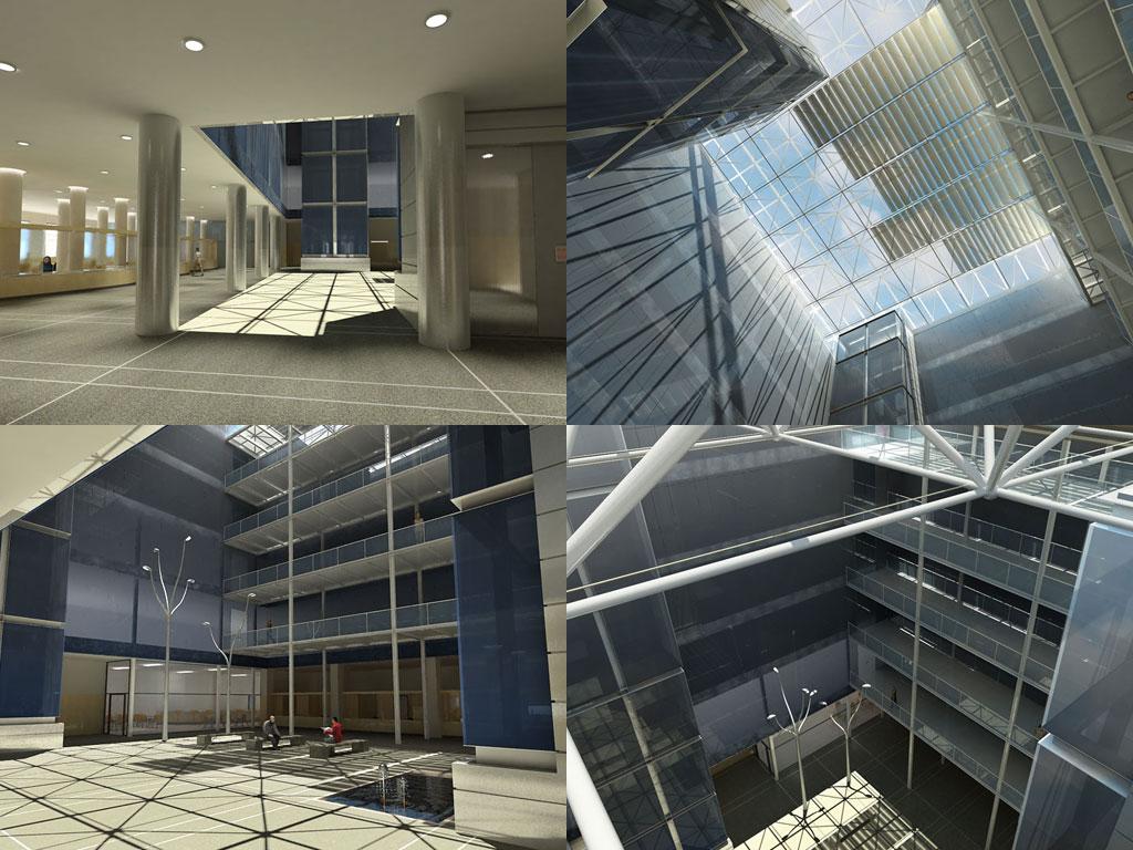 Nuevo Ayuntamiento 3D - Brande Comunicación 01