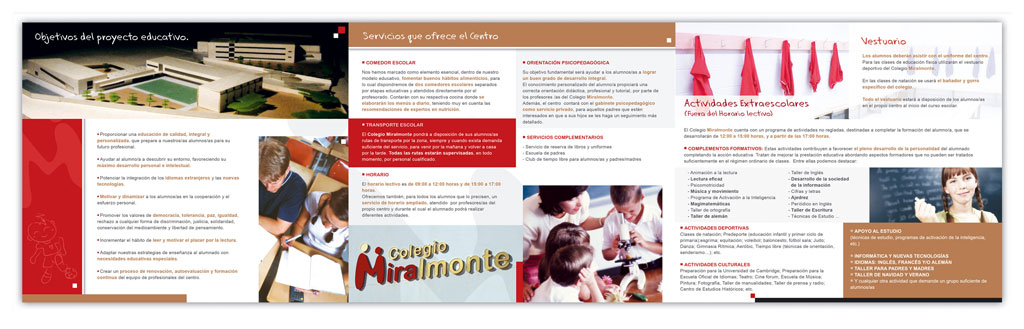 Cartel - Colegio Miralmonte - Brande Comunicación 01
