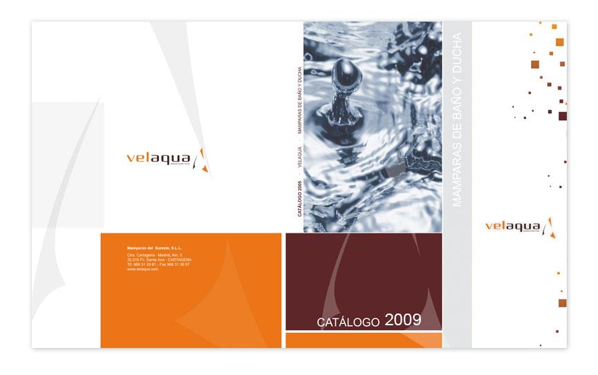 Catálogo - Velaqua - Brande Comunicación 01