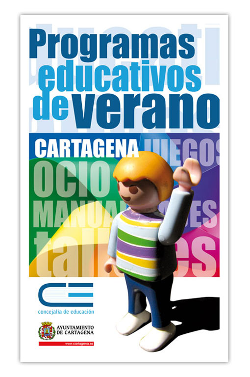 Cartelería - Ayuntamiento de Cartagena - Brande Comunicación 01