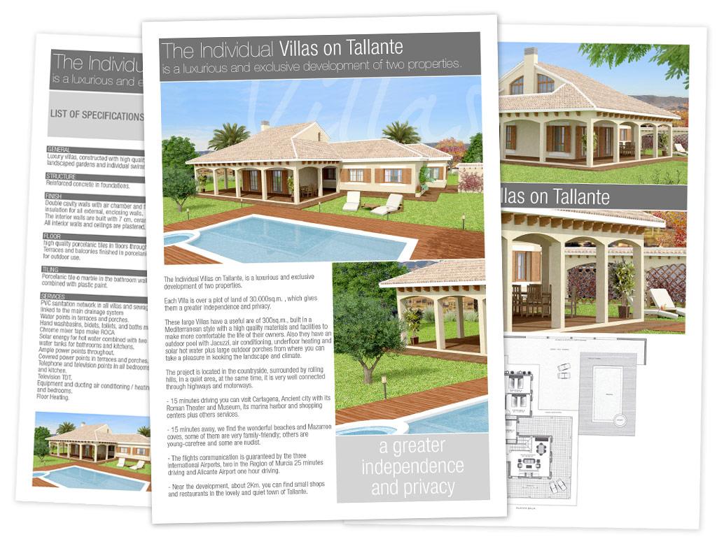 Villas Tallante - Brande Comunicación 01