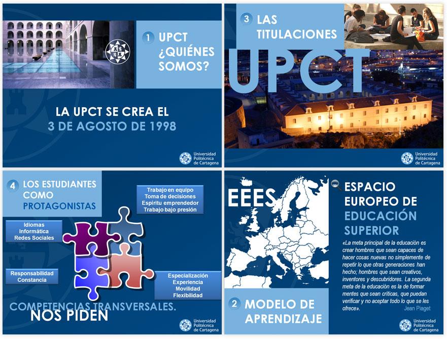 Diseño de presentación - UPCT - Brande Comunicación 01