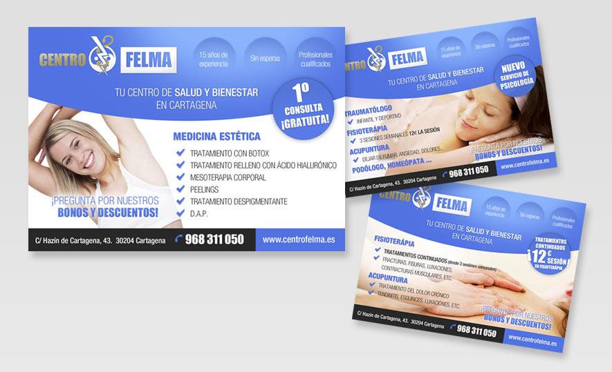 Folletos - Centro Felma - Brande Comunicación 01