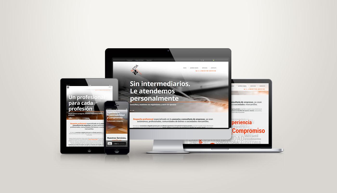 Netia Consultores - Brande Comunicación 01