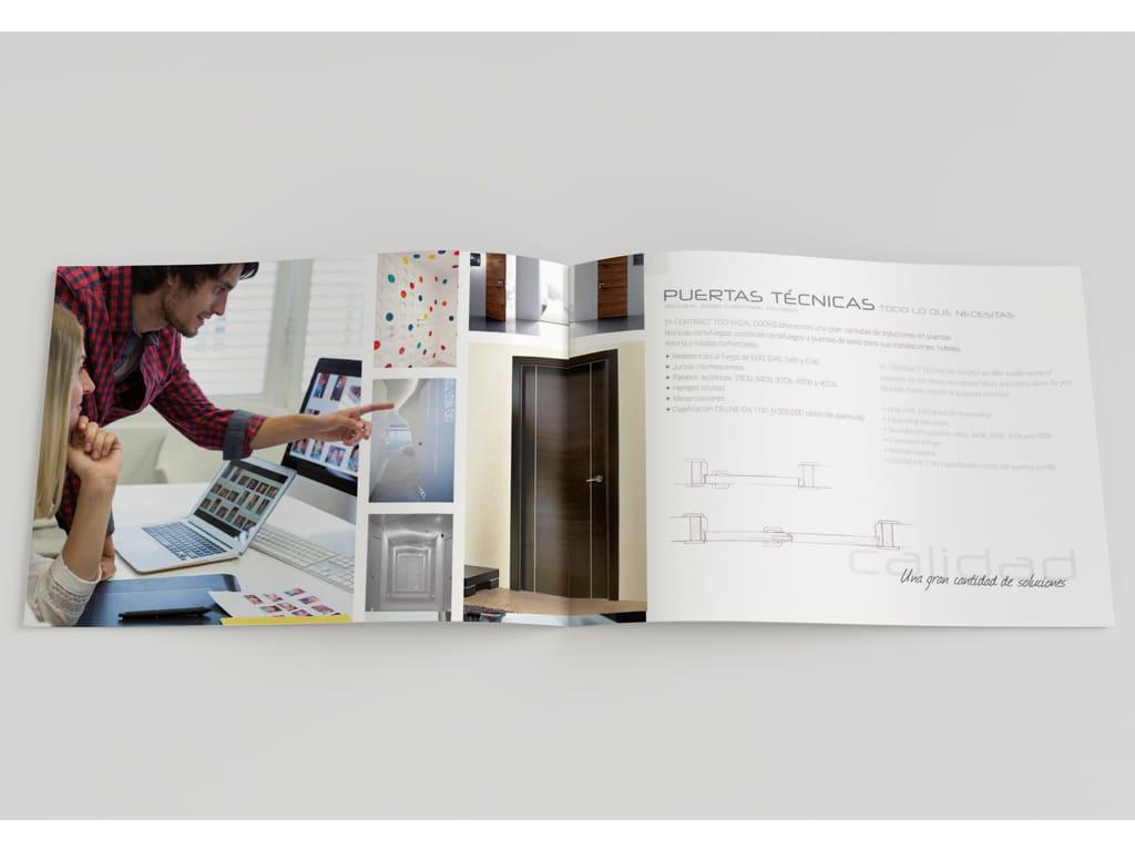 Diseño catálogo productos Contract Int - La Unión