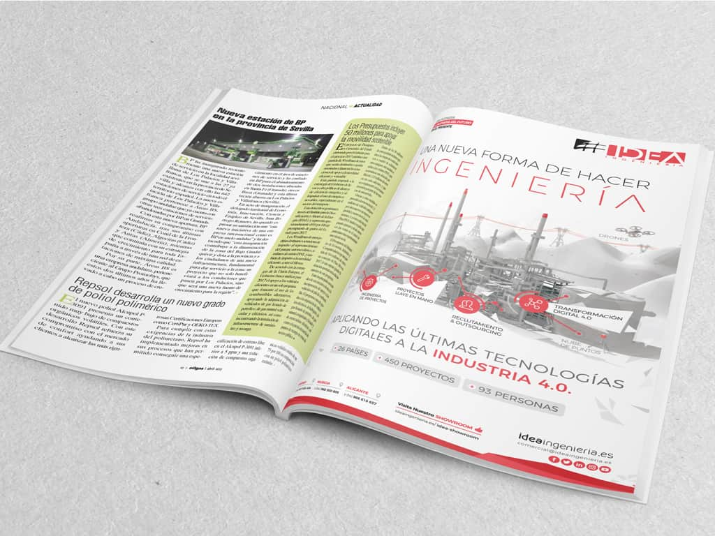 Publicidad - Idea Ingeniería - Brande Comunicación 01