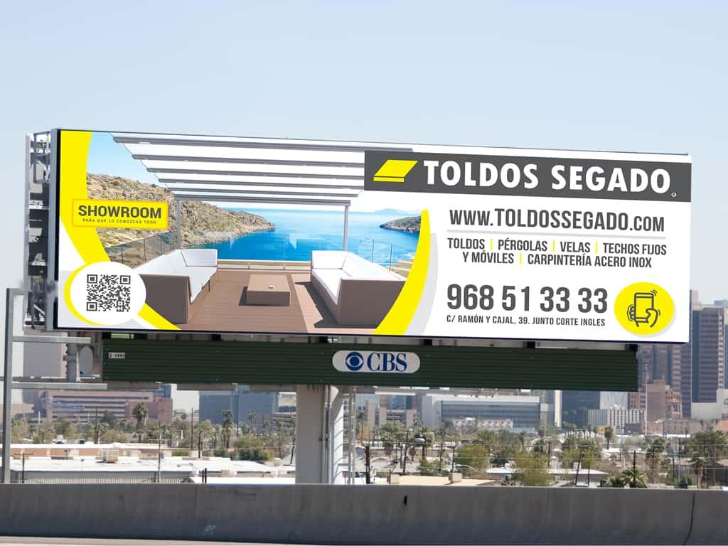 Vallas - Toldos Segado - Brande Comunicación 02