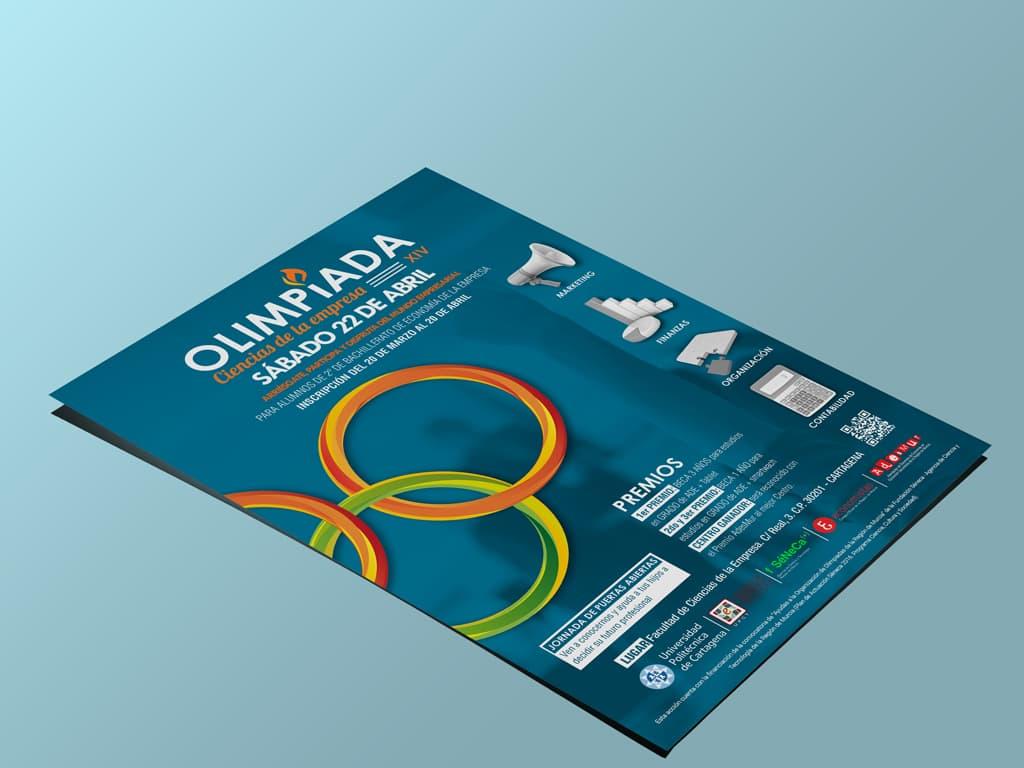 Diseño flyers Universidad - Brande Comunicación