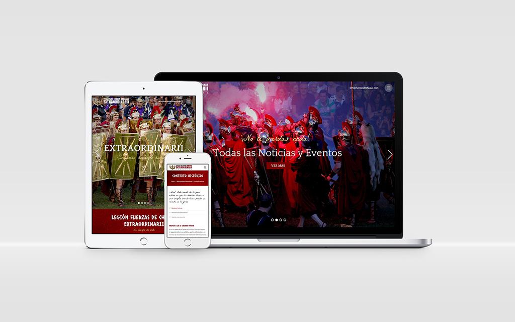 Fuerzas de choque romanas web - Brande Comunicación 03