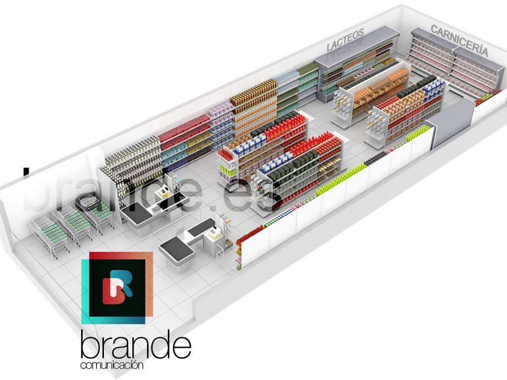 modelado-3D-supermercado