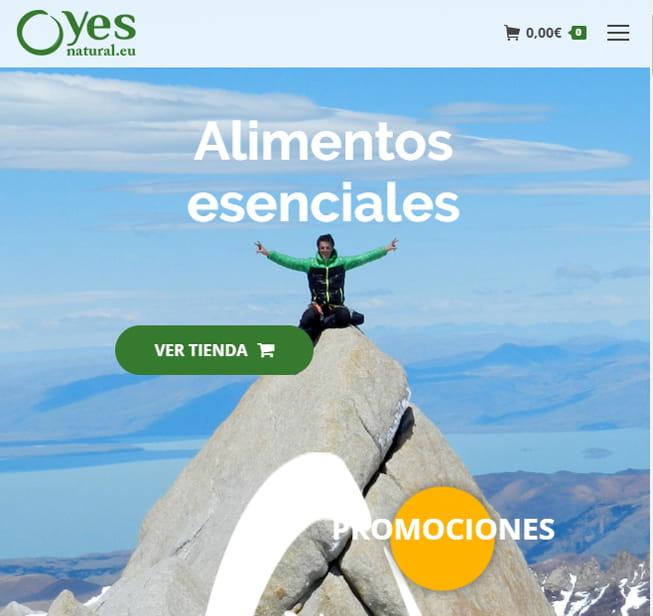 yes-natural-web-comercio2-min - Brande Comunicación 01