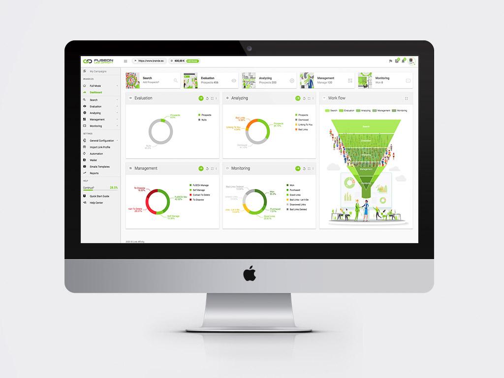 diseño interface UI/UX aplicaciones web