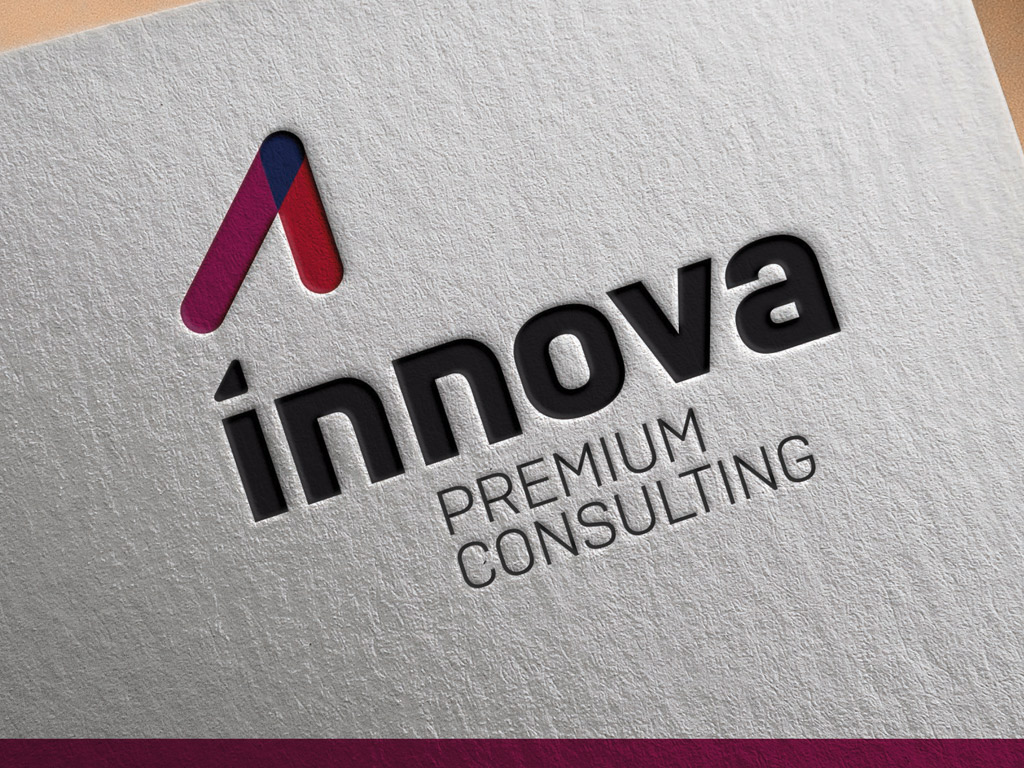 diseño logotipo consulting