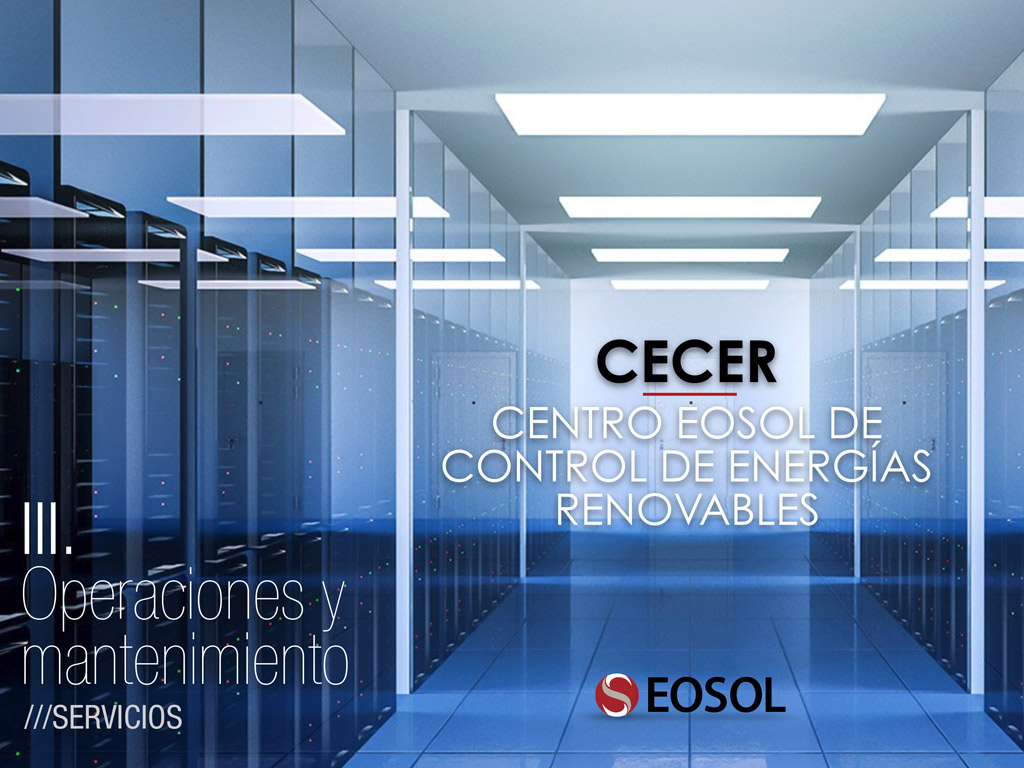 diseño presentación powerpoint profesional Grupo Eosol